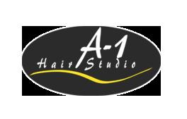 Logo for A-1 Hair Studio